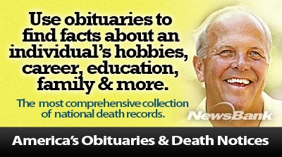American Obits and Deaths