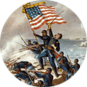 African-American History Logo