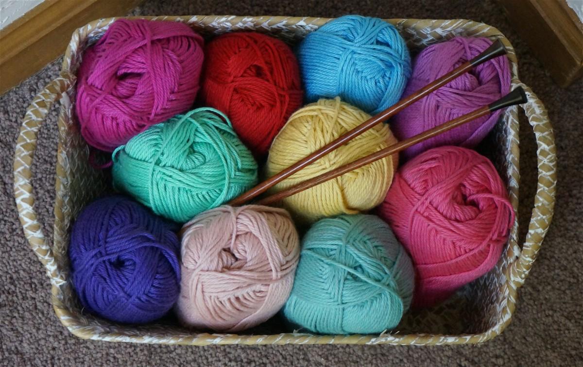 Knit & Crochet Group