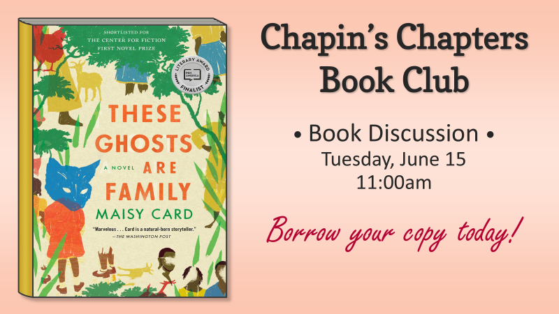Chapin Chapters June 2021