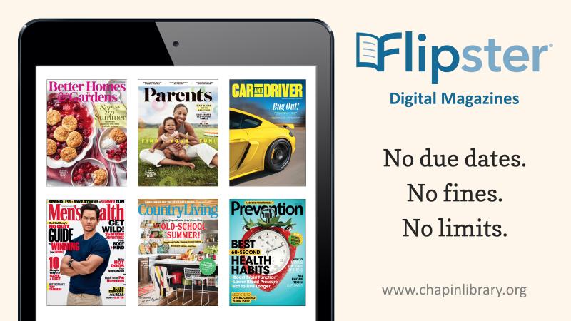 Flipster eMagazines