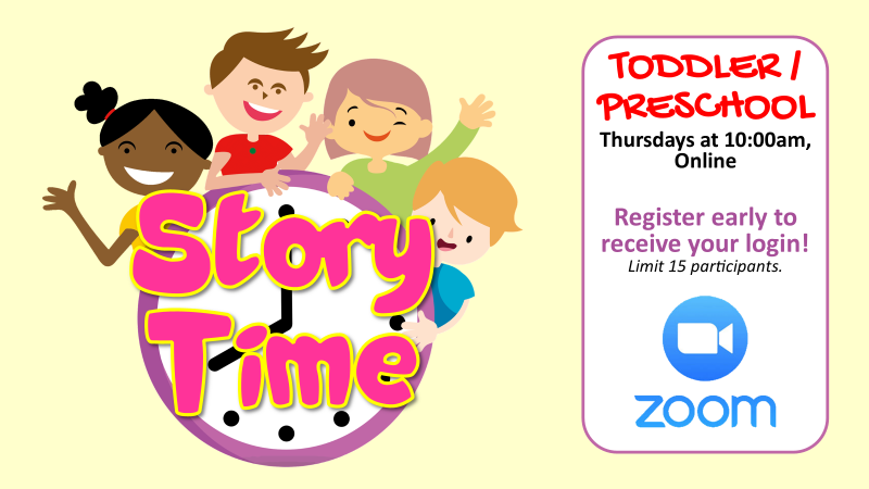 Storytime Zoom