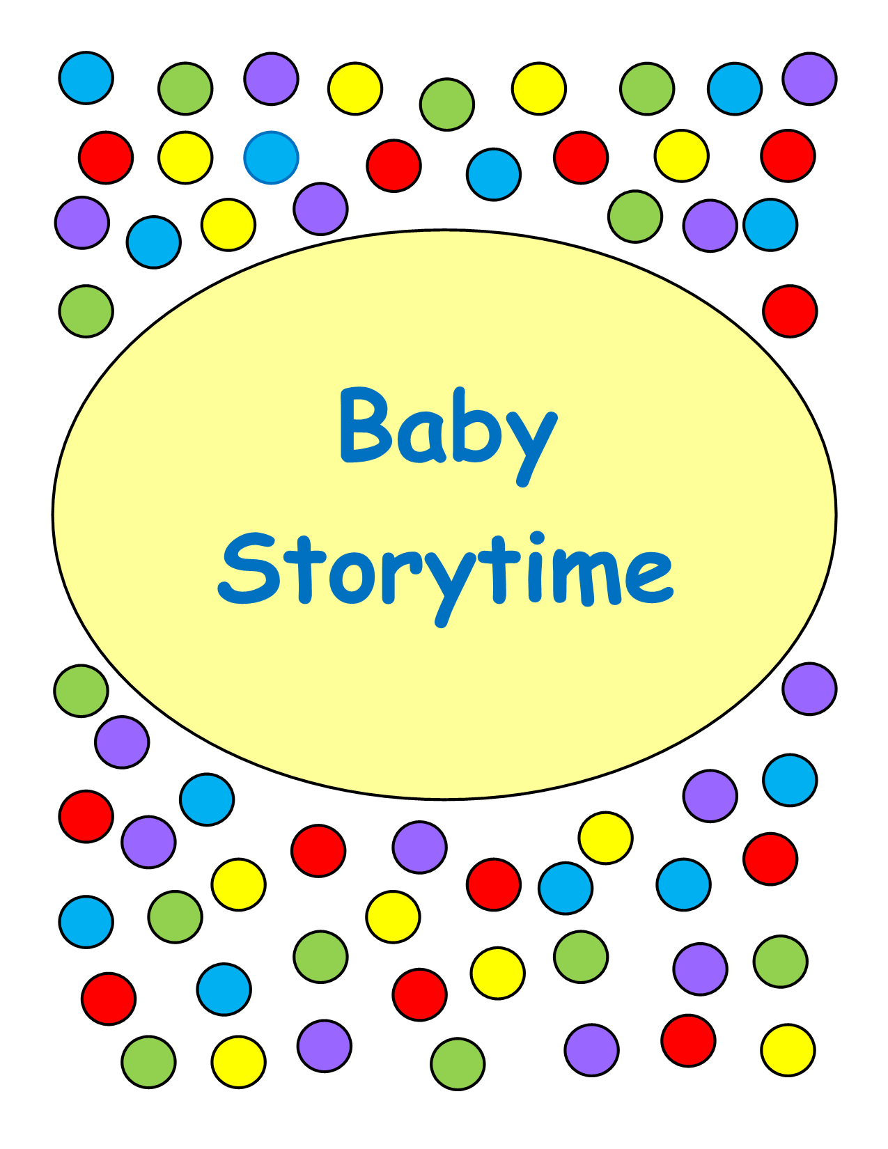 Cancelled - Baby Storytime