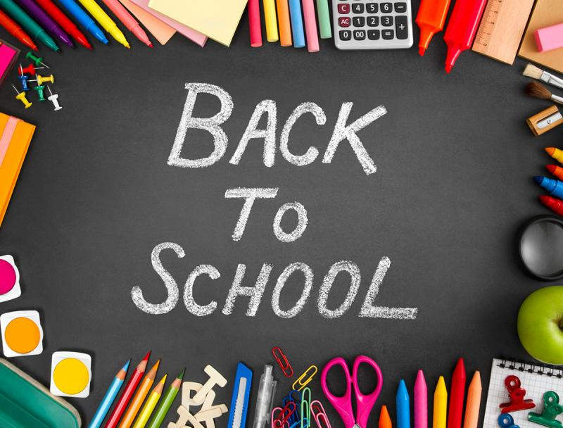 Back to School Book List