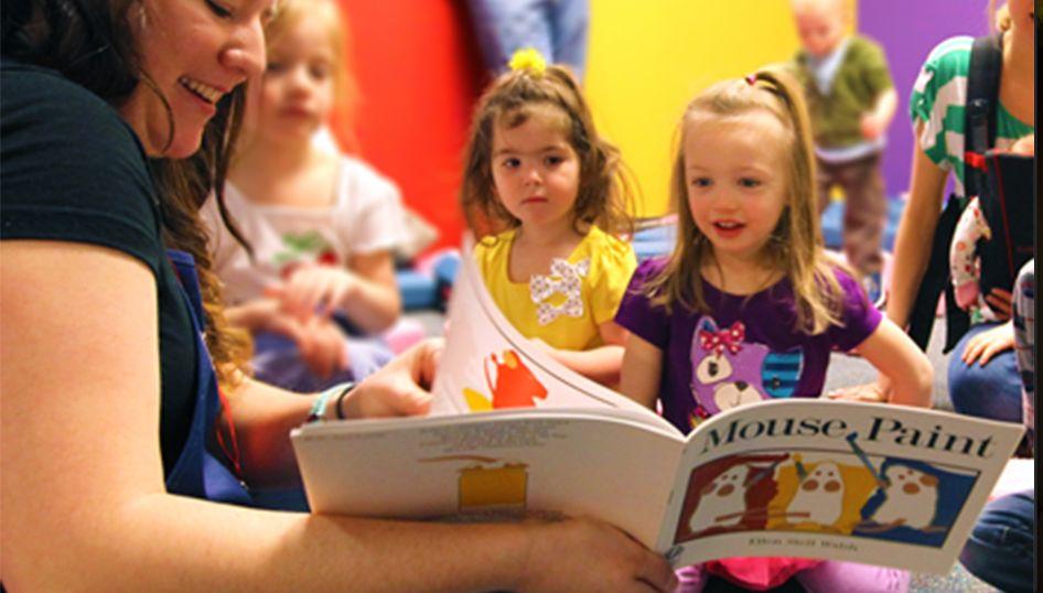 Virtual ZOOM - Toddler/Preschool Storytime